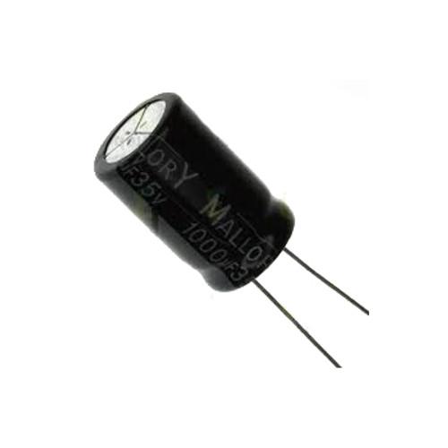 Mallory Capacitor 1000µF 35VDC