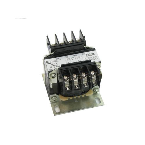Hammond Control Transformer 120/240V Pri x 12x24V Sec 50VA ... on 120v relay wiring diagram, 120v motor wiring diagram, 120v led wiring diagram, 120v ballast wiring diagram, 120v thermostat wiring diagram,