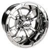 "GTW 10"" STORM TROOPER Chrome Wheel"