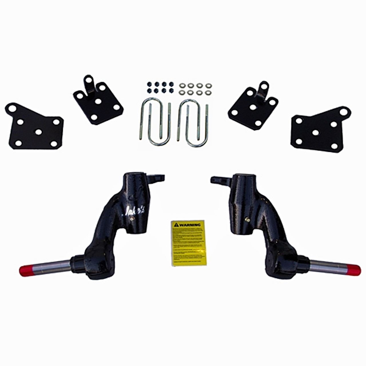 """Jake's E-Z-GO RXV Electric 3"""" Spindle Lift Kit (Years 2014-Up)"""