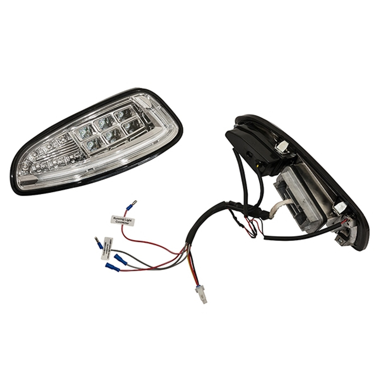 Madjax LED Ultimate Light Kit Plus - Fits EZGO RXV (2016-Up)