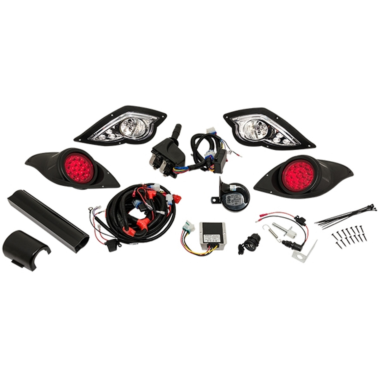 Madjax LED Ultimate Light Kit Plus - Fits Yamaha G29/Drive (2007-2016)