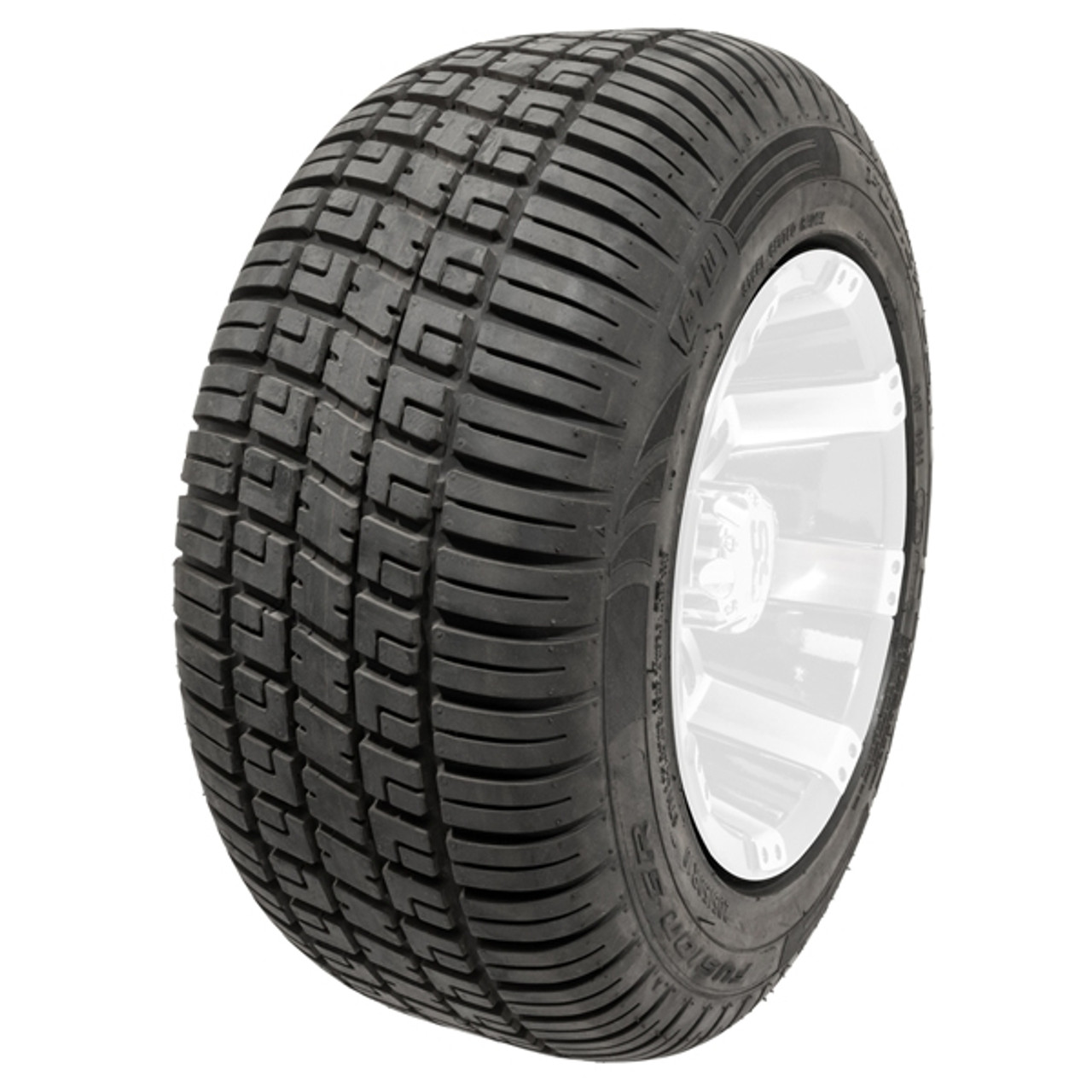 205/50-R10 GTW Fusion S/R Steel Belted DOT Tire