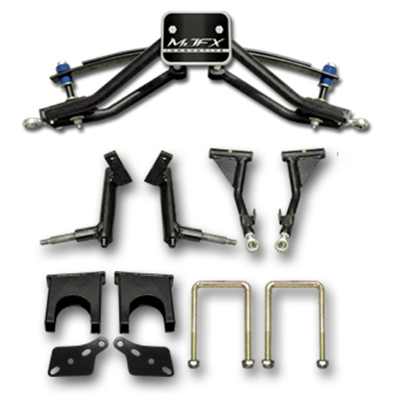 "Madjax 6"" A-Arm Lift Kit - Fits Club Car Precedent (2004-Up)"