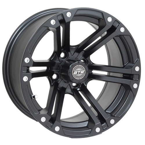 GTW 14x7 SPECTER Matte Black Wheel