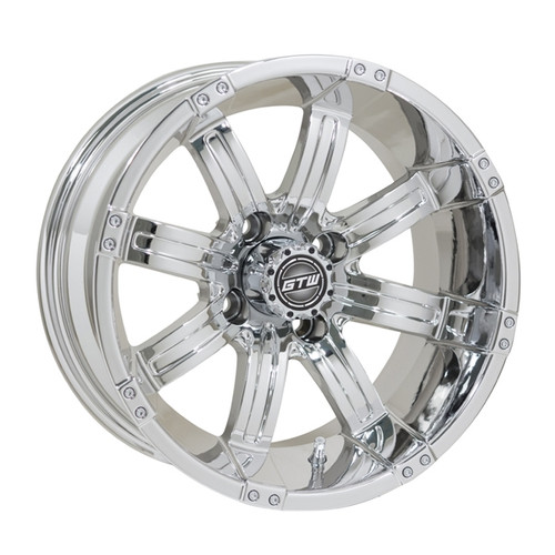 GTW 14x7 TEMPEST Chrome Wheel