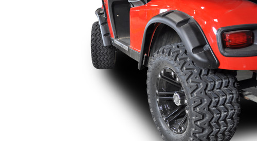 MadJax Fender Flares - Fits EZ-GO TXT Golf Cart (1994.5-Up)