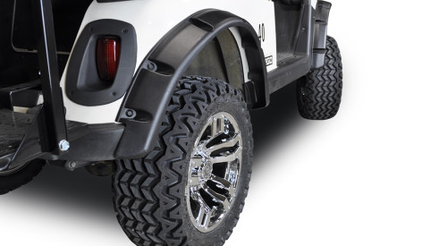 MadJax Fender Flares - Fits EZ-GO RXV (2008-Up)