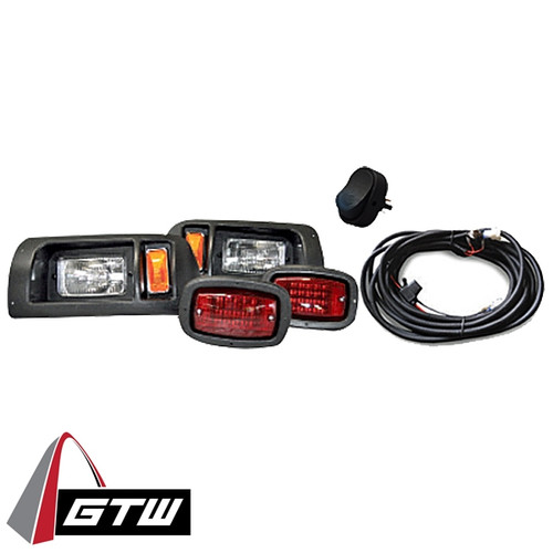 GTW Light Kit - Fits Club Car DS (Years 1993-Up)