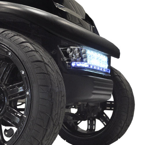 Madjax Upgrade Replacement LED Headlight (Light Bar Only) - Fits Club Car Precedent 2004-Up