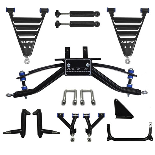 "Madjax 6"" HD A-Arm Lift Kit for Yamaha G29/Drive (2007-2016)"