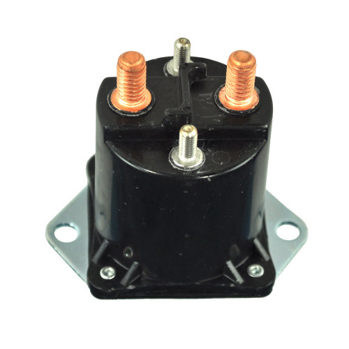 Madjax 12 Volt Solenoid for Club Car Precedent (Gas Models 1984-Up)