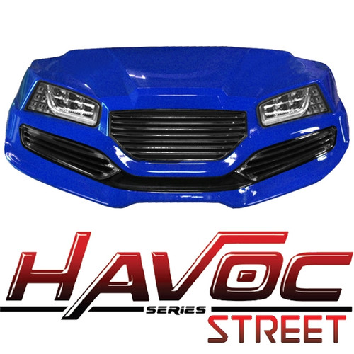 Madjax Blue 'HAVOC' Street Series Body Kit - Fits Yamaha Drive/G29 (2007-2016)