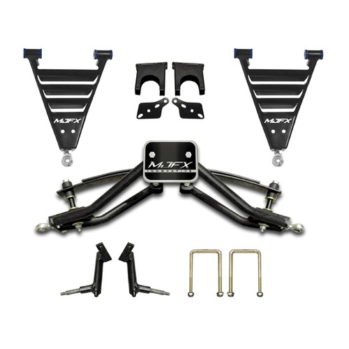 "Madjax 4"" HD A-Arm Lift Kit - Fits Club Car Precedent (2004-Up)"