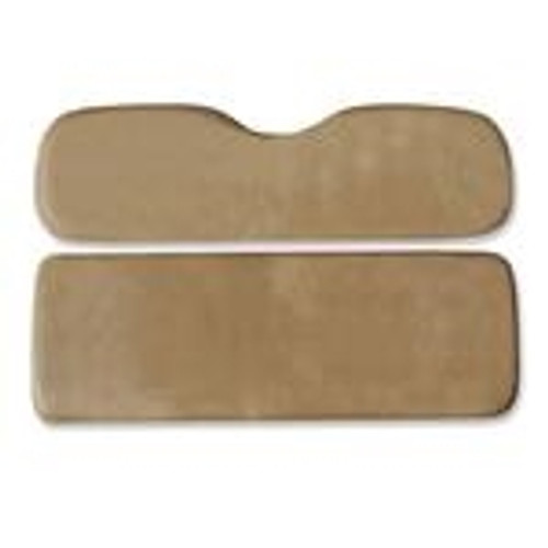 TAN Front Seat Cover - Fits Yamaha G14-G22
