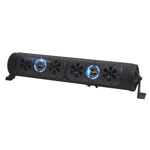 "Bazooka 24"" 450-Watt Bluetooth G2 Party Bar with LED System"