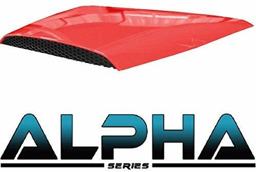 Madjax Red Hood Scoop for ALPHA Front Cowl