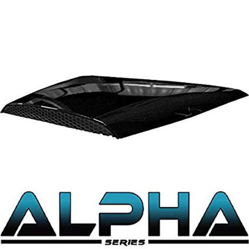 Madjax Black Hood Scoop for ALPHA Front Cowl