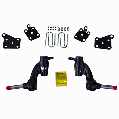 "Jake's E-Z-GO RXV Electric 3"" Spindle Lift Kit (Years 2014-Up)"