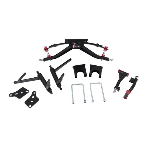 "GTW 6"" Double A-Arm Lift Kit - Fits Club Car DS (2004.5-Up)"