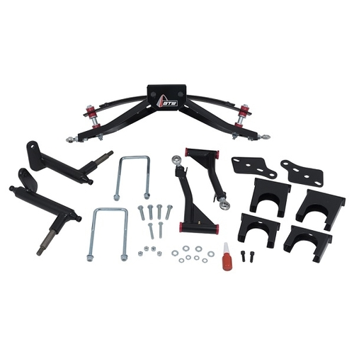 "GTW 6"" Double A-Arm Lift Kit - Fits Club Car Precedent (2004-Up)"