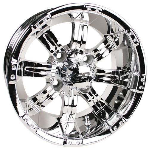 "GTW 10"" TEMPEST Chrome Wheel"
