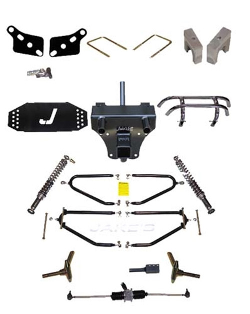 JAKE'S Long Travel Lift Kit - Fits Club Car Precedent (2004-Up)