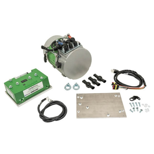 NAVITAS 600A 5KW DC to AC Conversion Kit - Fits E-Z-GO Shuttle, S6, L6, S4 H.O. 48v Models