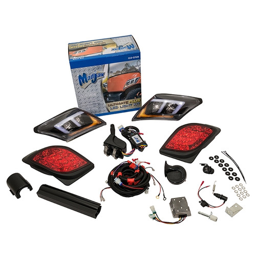 Madjax LED Ultimate Light Kit Plus - Fits Yamaha Drive2 (2017-up)