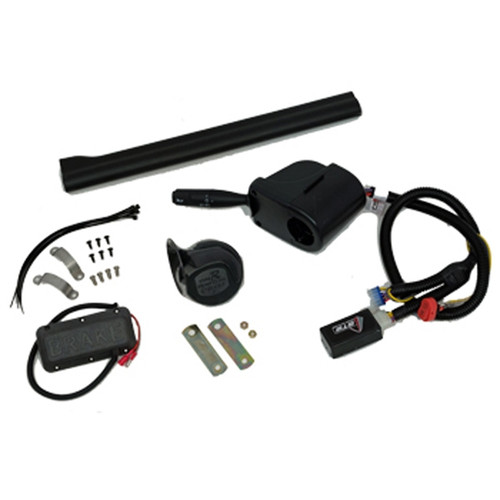 GTW Universal Kit (Includes Turn Signal Switch, Brake Pad, & Horn)