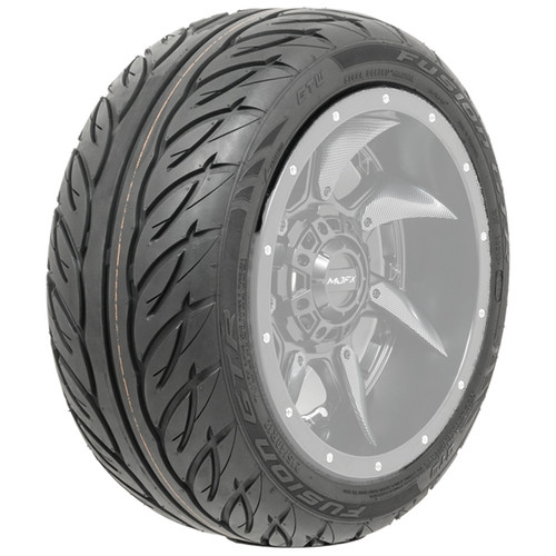 215/40-R12 GTW Fusion GTR Steel Belted DOT Tire