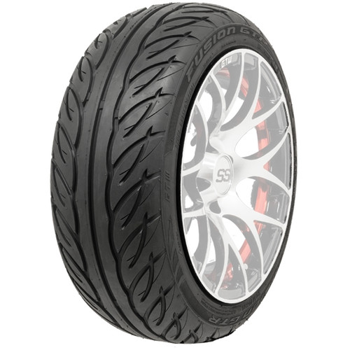 255/55-R12 GTW Fusion GTR Steel Belted DOT Tire