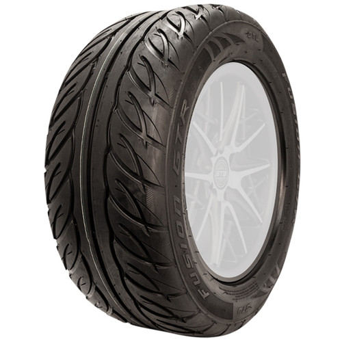 255/45-R14 GTW Fusion GTR Steel Belted DOT Tire