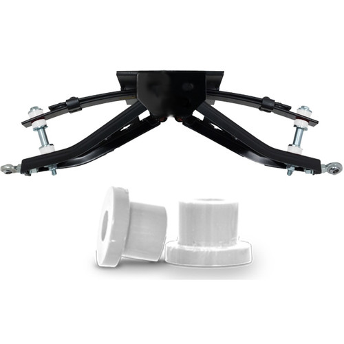 White A-arm Replacement Bushings for GTW & MJFX Lift Kits
