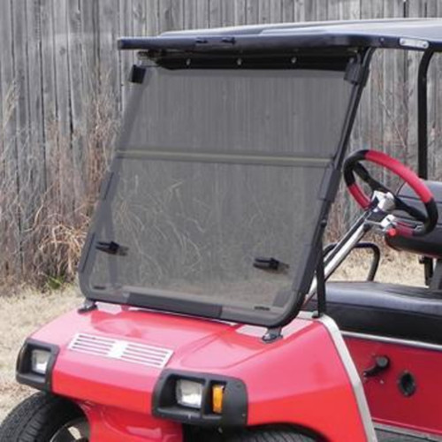 Tinted Folding Windshield - Fits Club Car DS (1982-1999)
