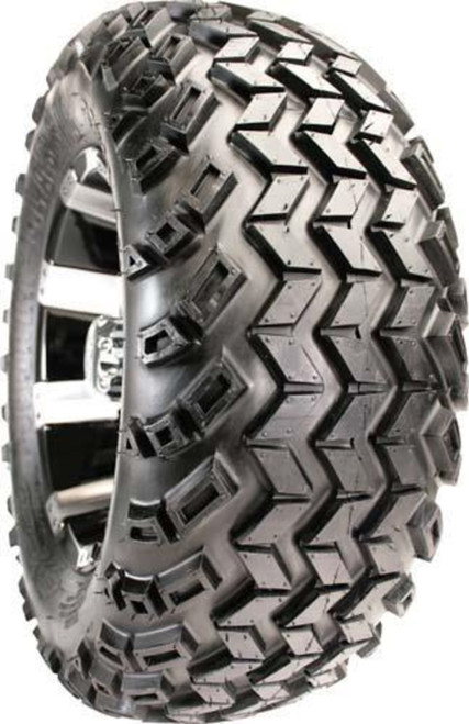 18x9.5-10 Sahara Classic A/T Tire (No Lift Required)