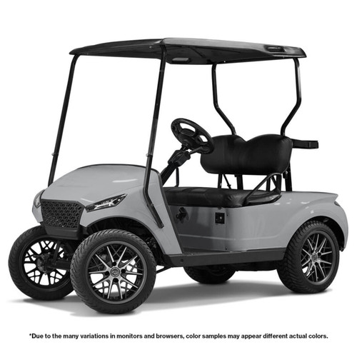 MadJax Storm Body Kit (Cement Gray) - Fits EZGO TXT 1994 - Up