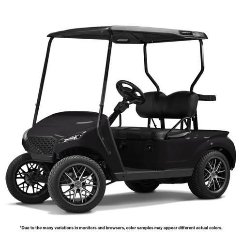 MadJax Storm Body Kit (Black) - Fits EZGO TXT 1994 - Up