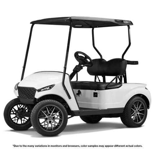 MadJax Storm Body Kit (White) - Fits EZGO TXT 1994 - Up