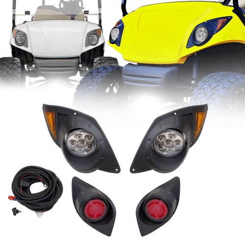 ProFormX Upgradable LED Light Kit for Yamaha G29-Drive (2007 - 2016)- Plug & Play Installation