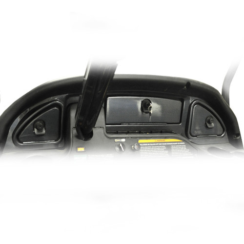 Carbon Fiber Dash - fits 2008.5-Up Club Car®Precedent