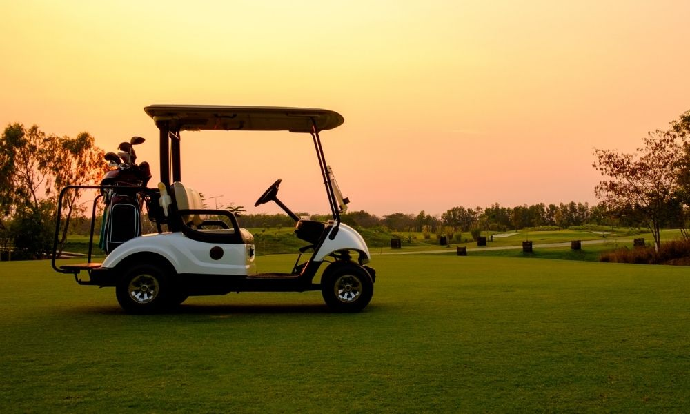 Eight Must-Have Golf Cart Accessories You Should Own