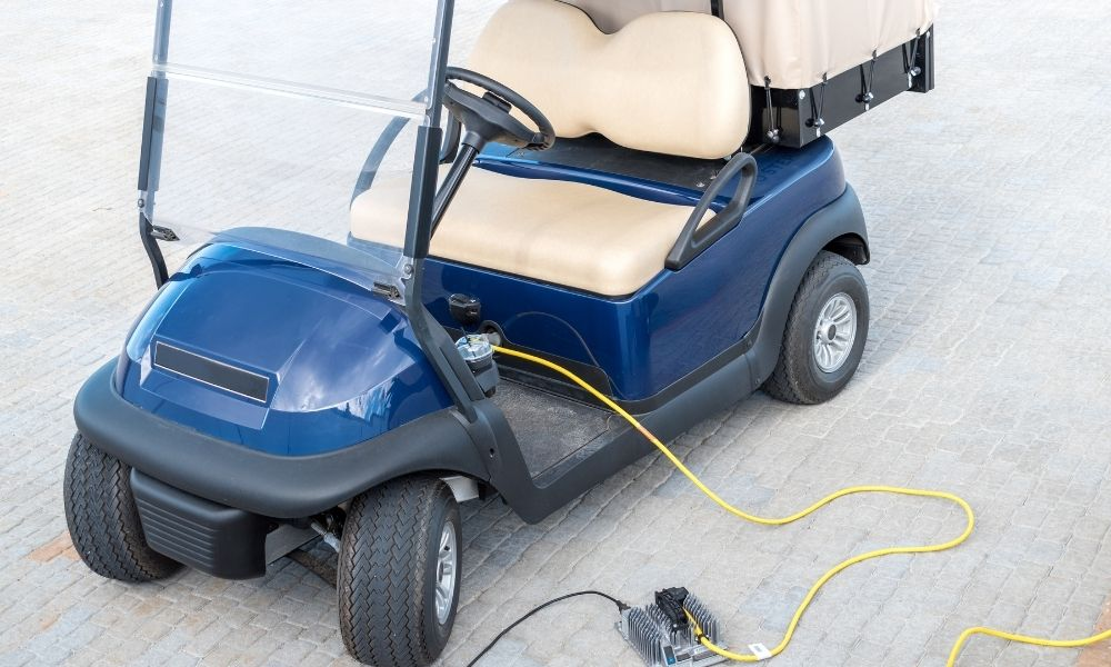 Tips for Maintaining Golf Cart Batteries