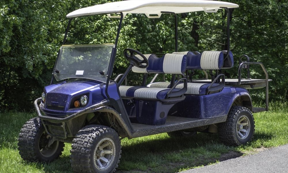 Can You Convert a 2-Seat Golf Cart into One with 4 Seats?