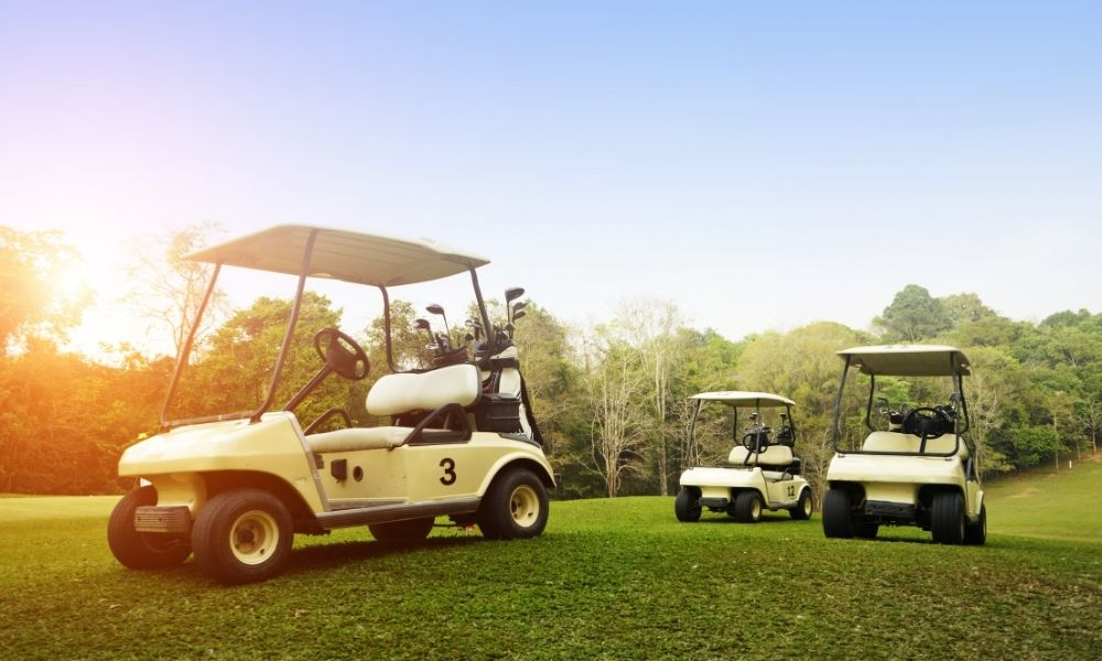 How to Care for Your Golf Cart During the Summer