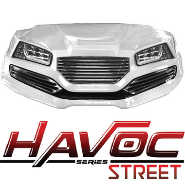 Madjax Havoc Front Cowl For Yamaha Drive Fits 2007 2016