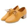 Aria Yellow Heel