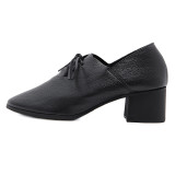 Aria Black Heel