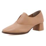 Aurora Brown Heel