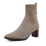 Gianna Beige Boots